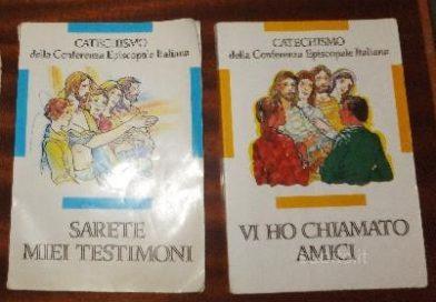 Iscrizione alla catechesi dei ragazzi 2019/2020