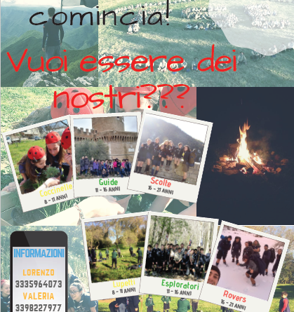 Open day gruppo scout
